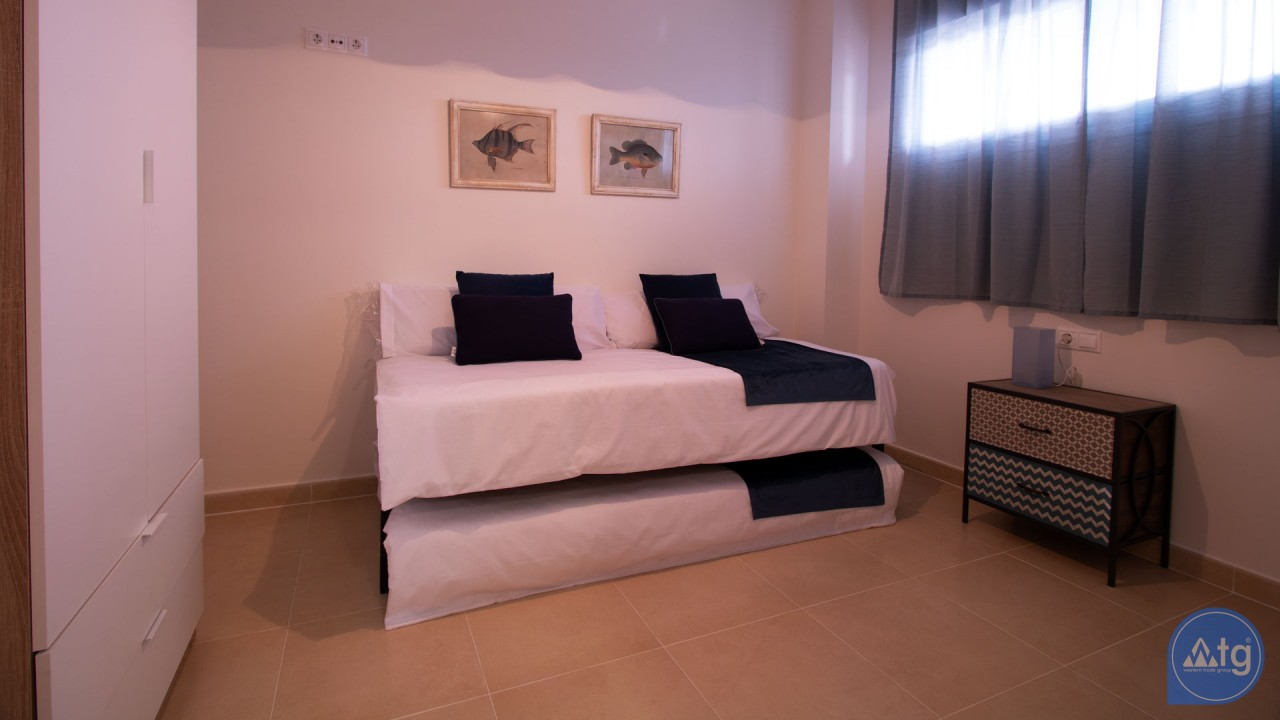 2 bedroom Apartment in Gran Alacant  - AS116008 - 16