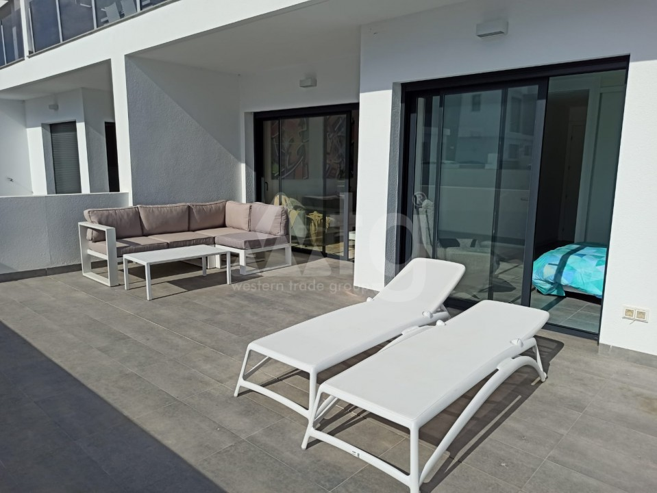 2 bedroom Apartment in Gran Alacant  - AS116008 - 9