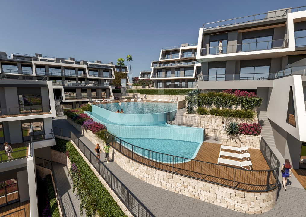 3 bedroom Apartment in Gran Alacant  - GD1113481 - 3