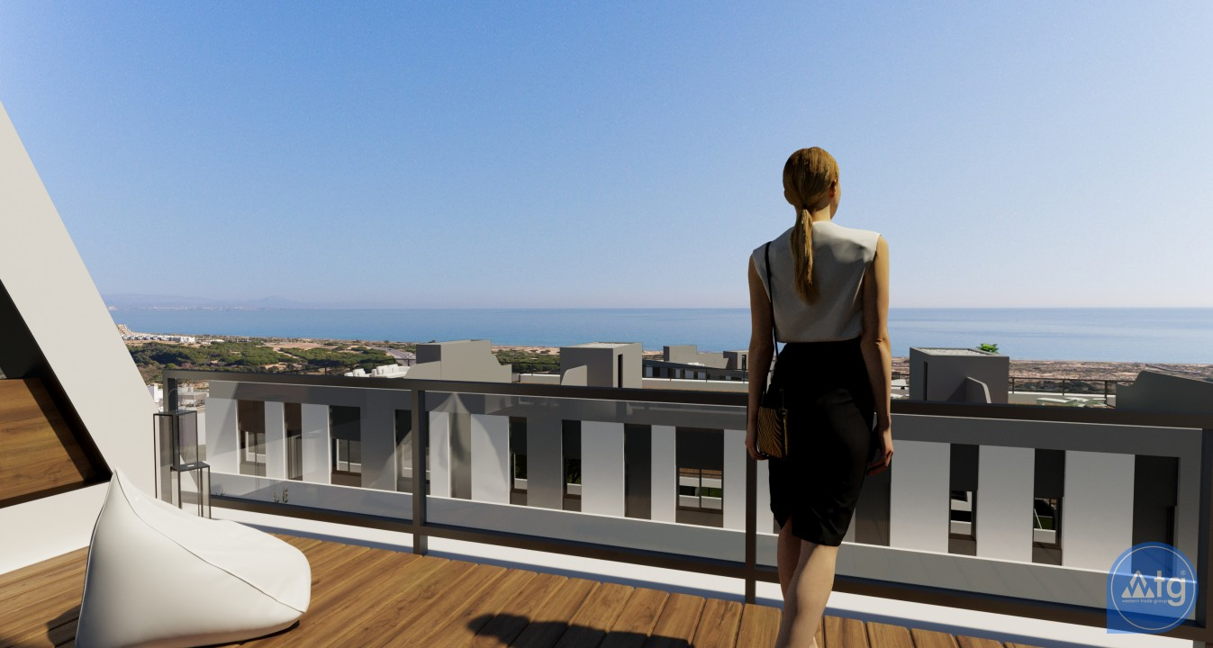 3 bedroom Apartment in Gran Alacant  - GD1113481 - 9