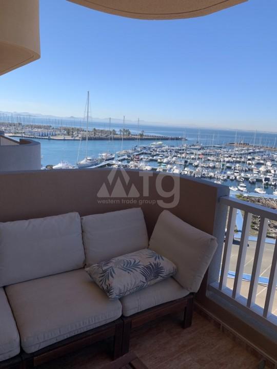 2 bedroom Apartment in La Manga  - GRI115285 - 1