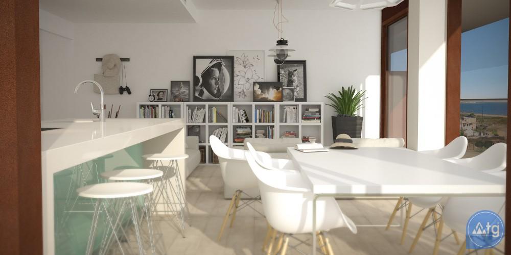 2 bedroom Apartment in La Manga  - UBA116848 - 6