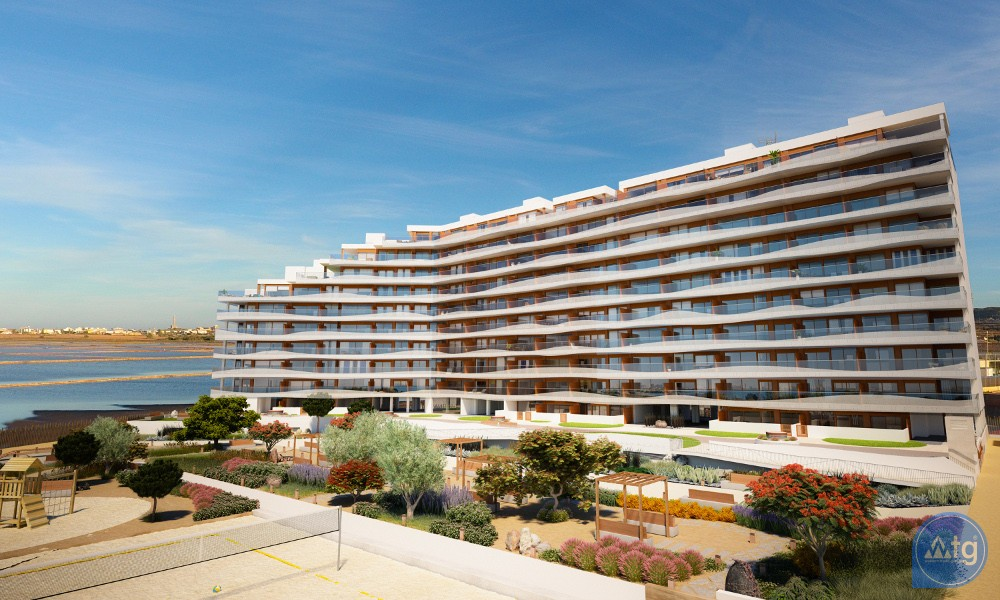 3 bedroom Apartment in La Manga  - UBA116869 - 2