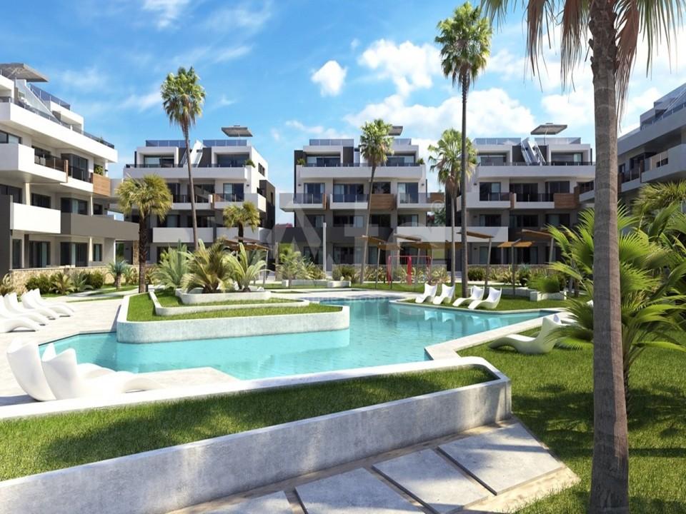 3 bedroom Apartment in La Zenia  - ER7072 - 1