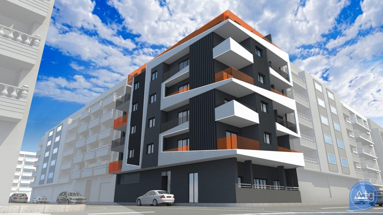 3 bedroom Apartment in La Zenia - US6839 - 1