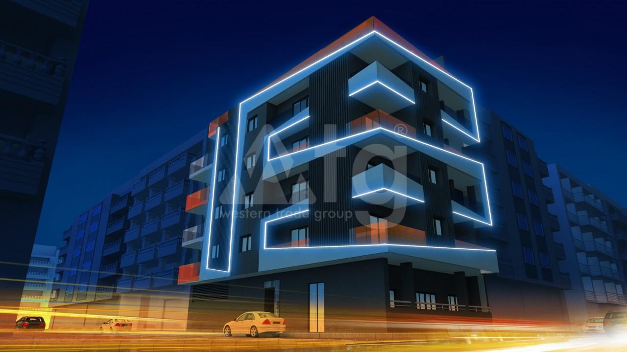 3 bedroom Apartment in La Zenia - US6839 - 2