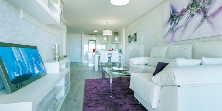 3 bedroom Apartment in La Zenia  - US6844 - 10