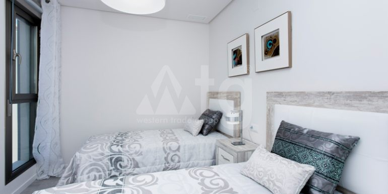 3 bedroom Apartment in La Zenia  - US6844 - 21