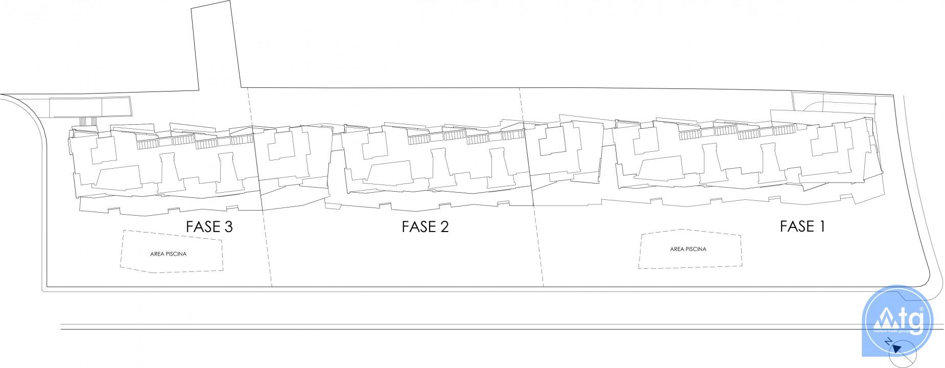 2 bedroom Apartment in Los Dolses  - TRI114814 - 37
