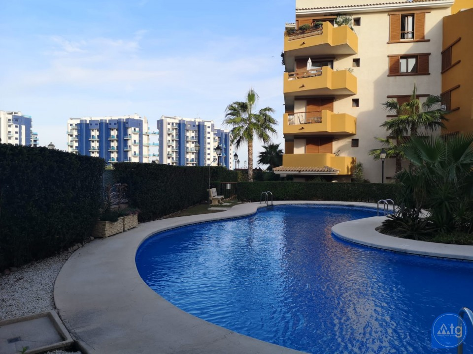3 bedroom Apartment in Los Dolses - MN6803 - 1
