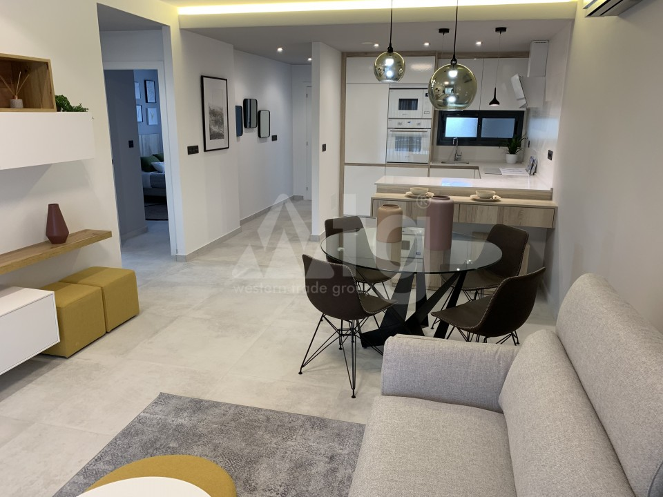 2 bedroom Apartment in Orihuela Costa - AG4264 - 6