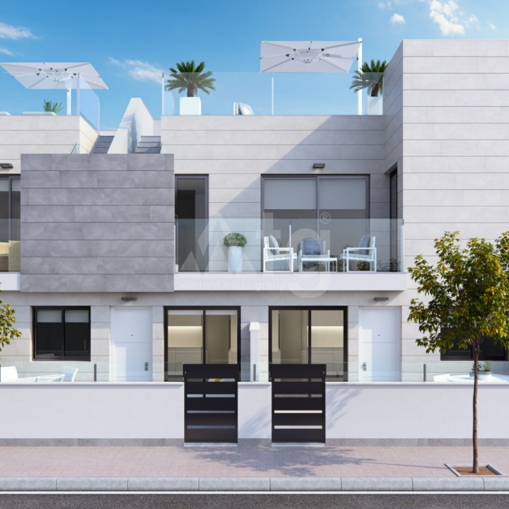 3 bedroom Apartment in Pilar de la Horadada - OK6140 - 2