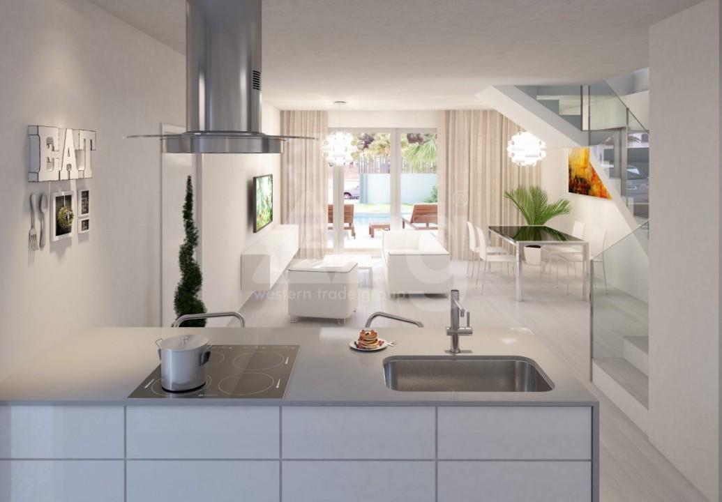 2 bedroom Apartment in Playa Flamenca  - W8727 - 3