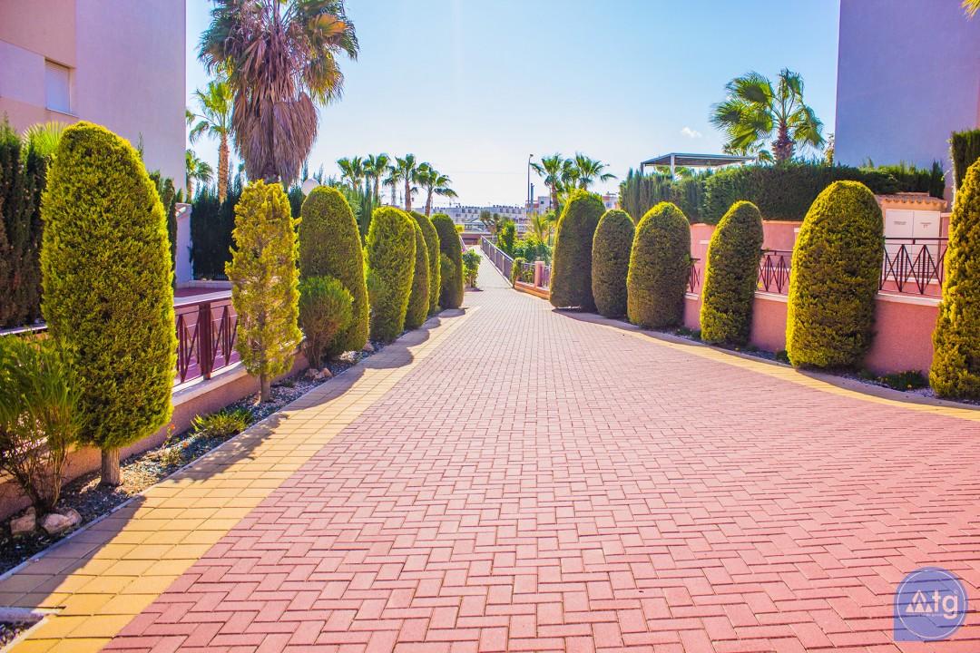 2 bedroom Apartment in Playa Flamenca  - W8727 - 35