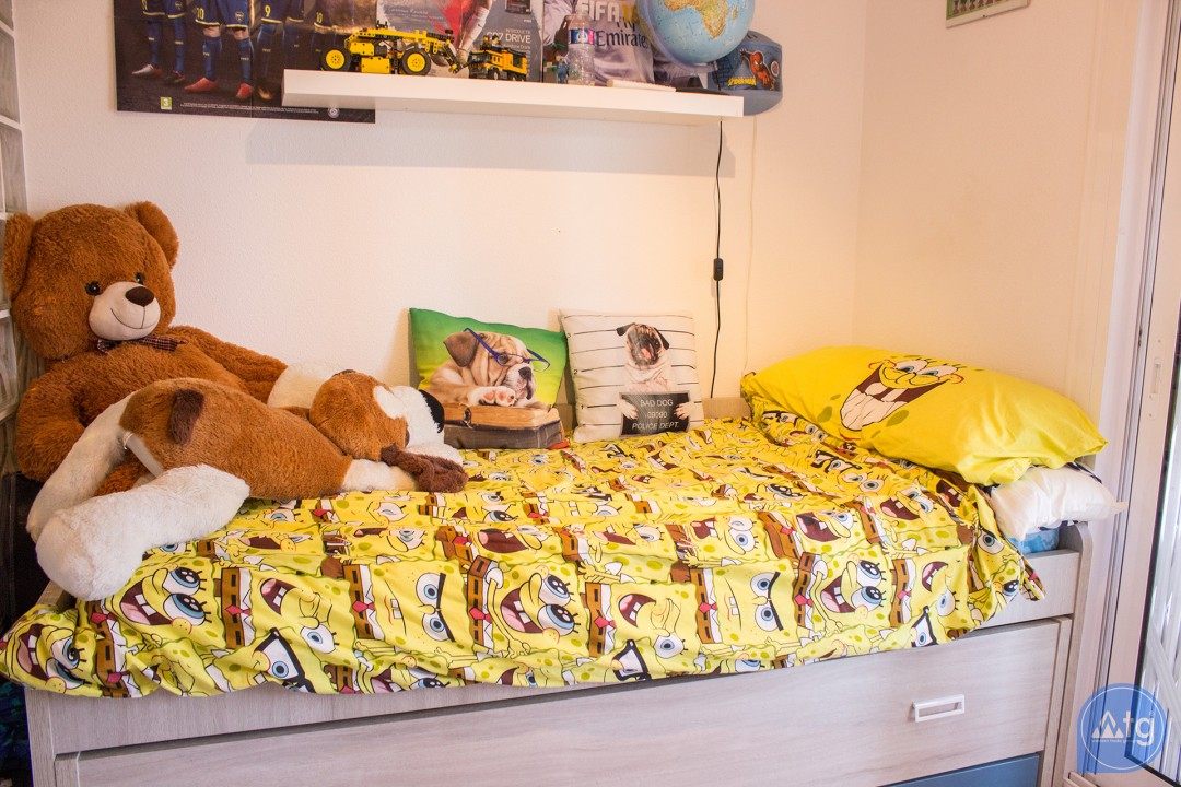 2 bedroom Apartment in Playa Flamenca  - W8727 - 8
