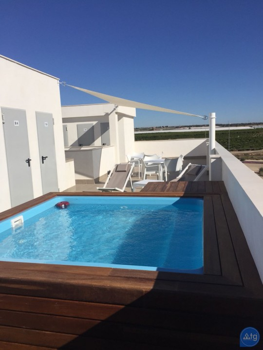 2 bedroom Apartment in Punta Prima - AG4245 - 1