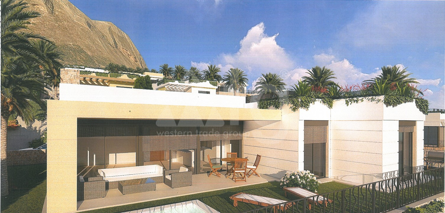 2 bedroom Apartment in San Pedro del Pinatar  - OK8072 - 1