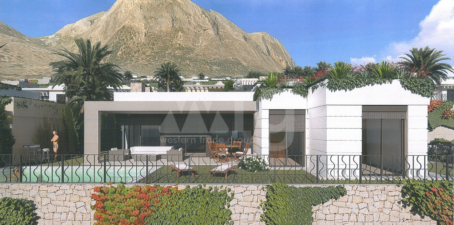2 bedroom Apartment in San Pedro del Pinatar  - OK8072 - 2
