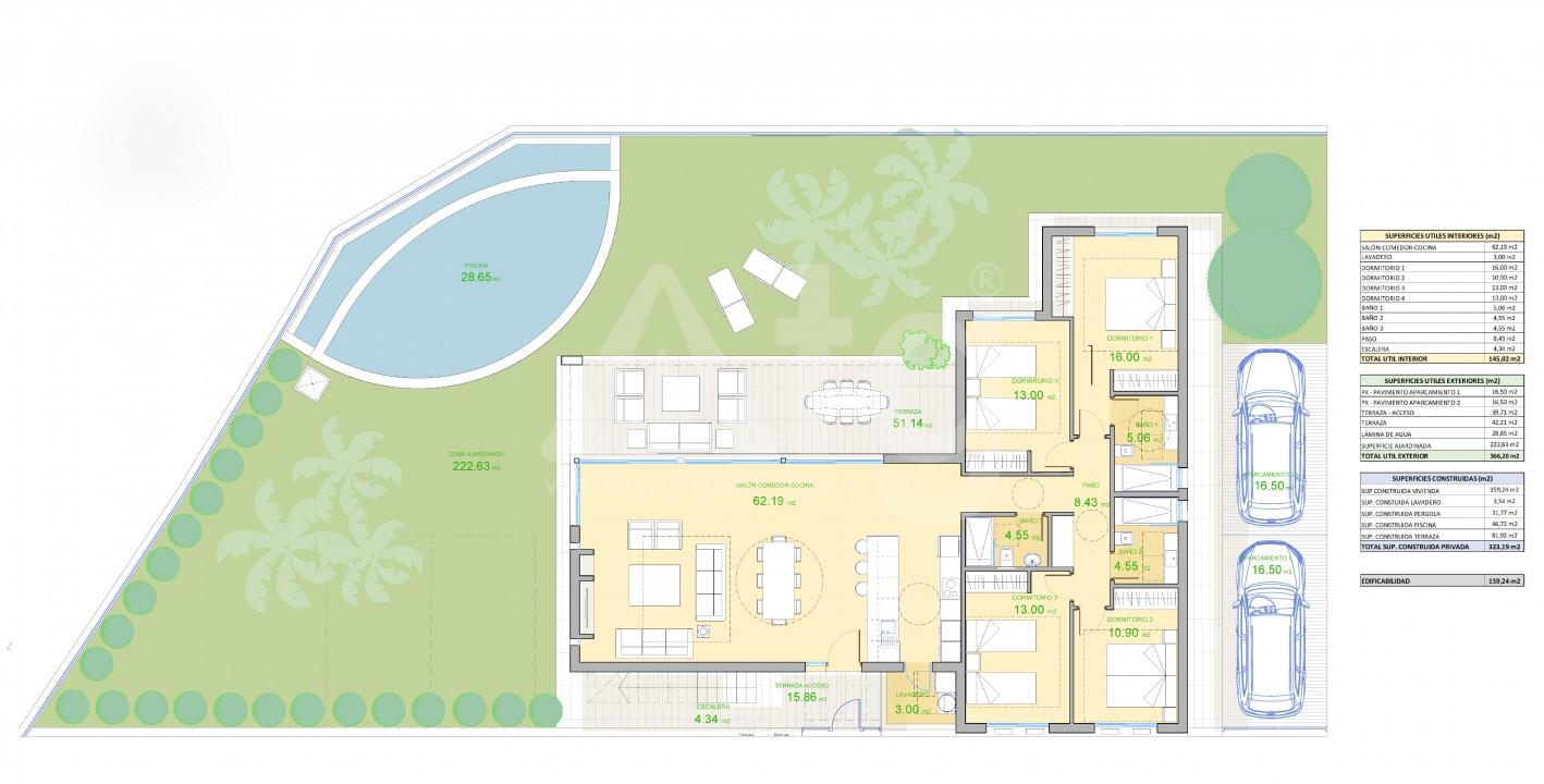 2 bedroom Apartment in San Pedro del Pinatar  - OK8072 - 4