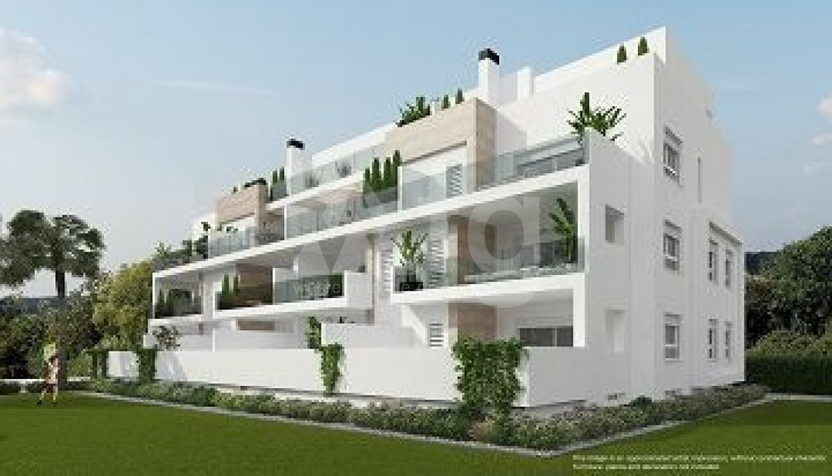 3 bedroom Apartment in Torre de la Horadada  - CC115185 - 2