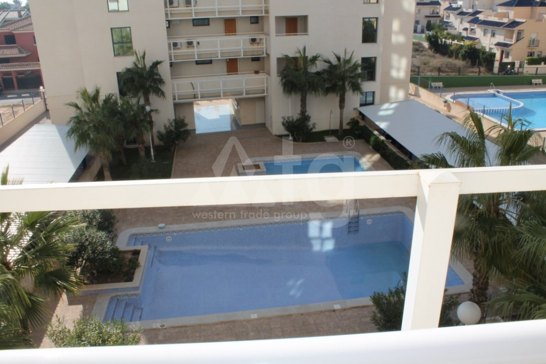 2 bedroom Apartment in Torrevieja  - AG9095 - 2