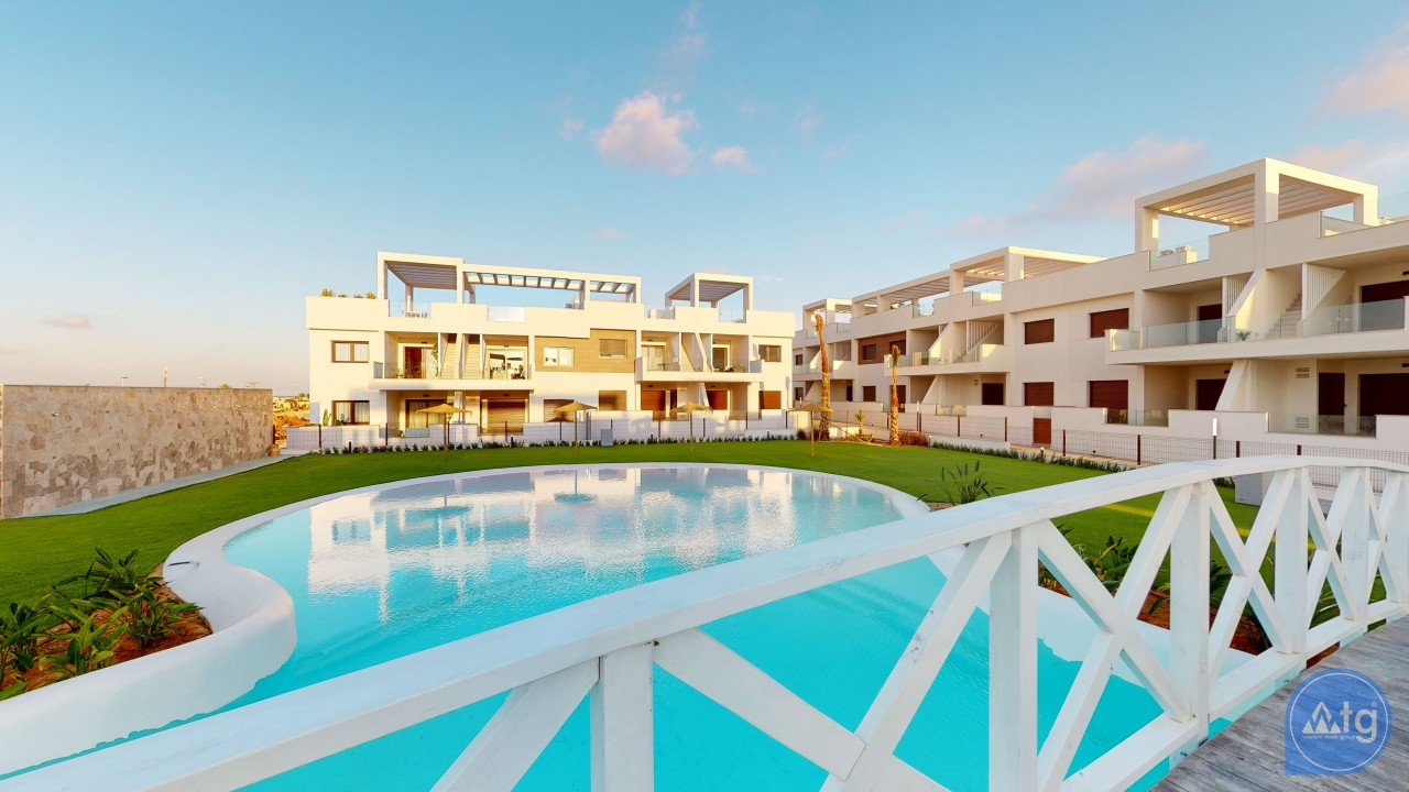 2 bedroom Apartment in Torrevieja  - AG4275 - 1