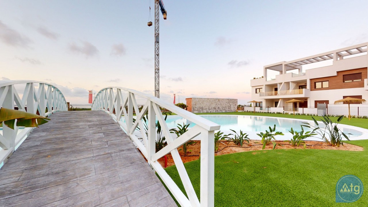 2 bedroom Apartment in Torrevieja  - AG4275 - 11