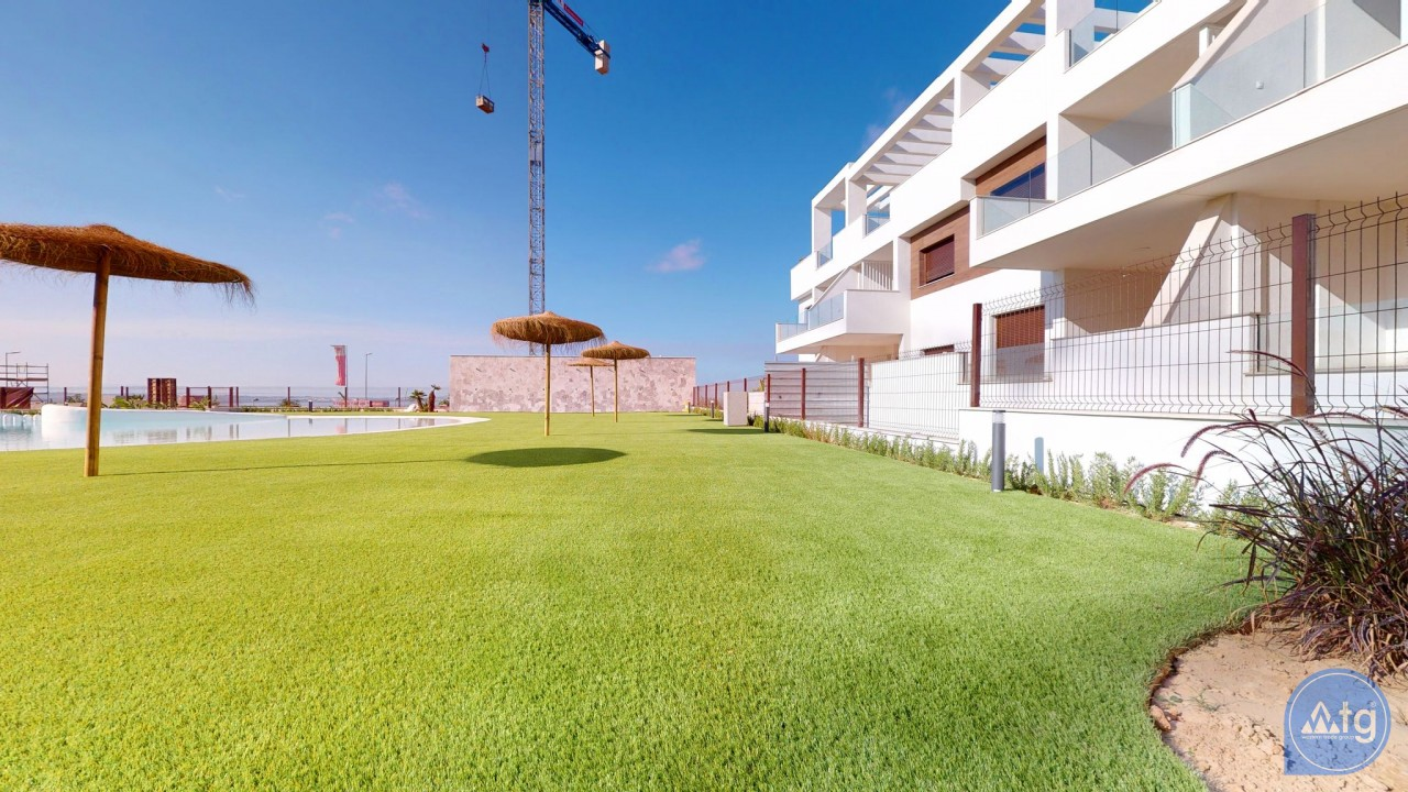2 bedroom Apartment in Torrevieja  - AG4275 - 2