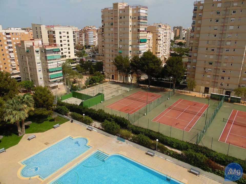 2 bedroom Apartment in Torrevieja  - GDO2738 - 1