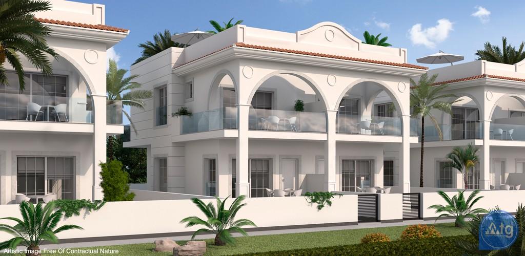 3 bedroom Apartment in Torrevieja  - W5046 - 1