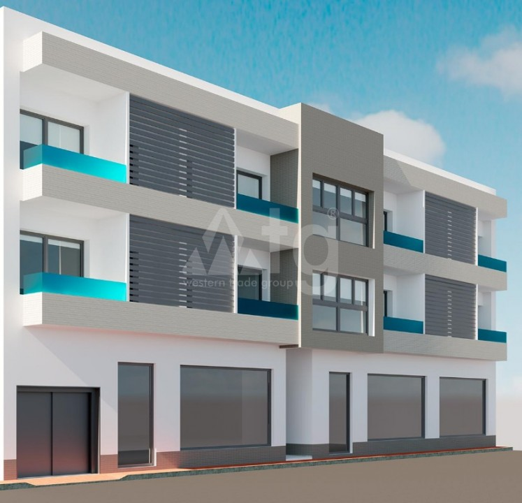 4 bedroom Apartment in Torrevieja - GDO8126 - 1