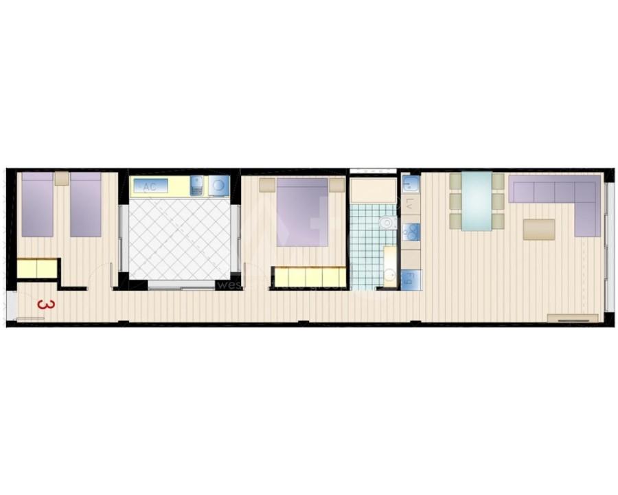 4 bedroom Apartment in Torrevieja - GDO8126 - 3