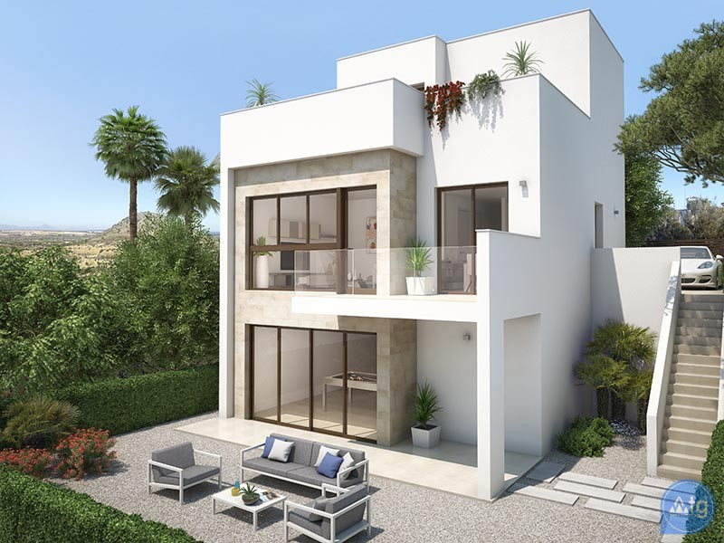 2 bedroom Apartment in Torrevieja - AG2820 - 1