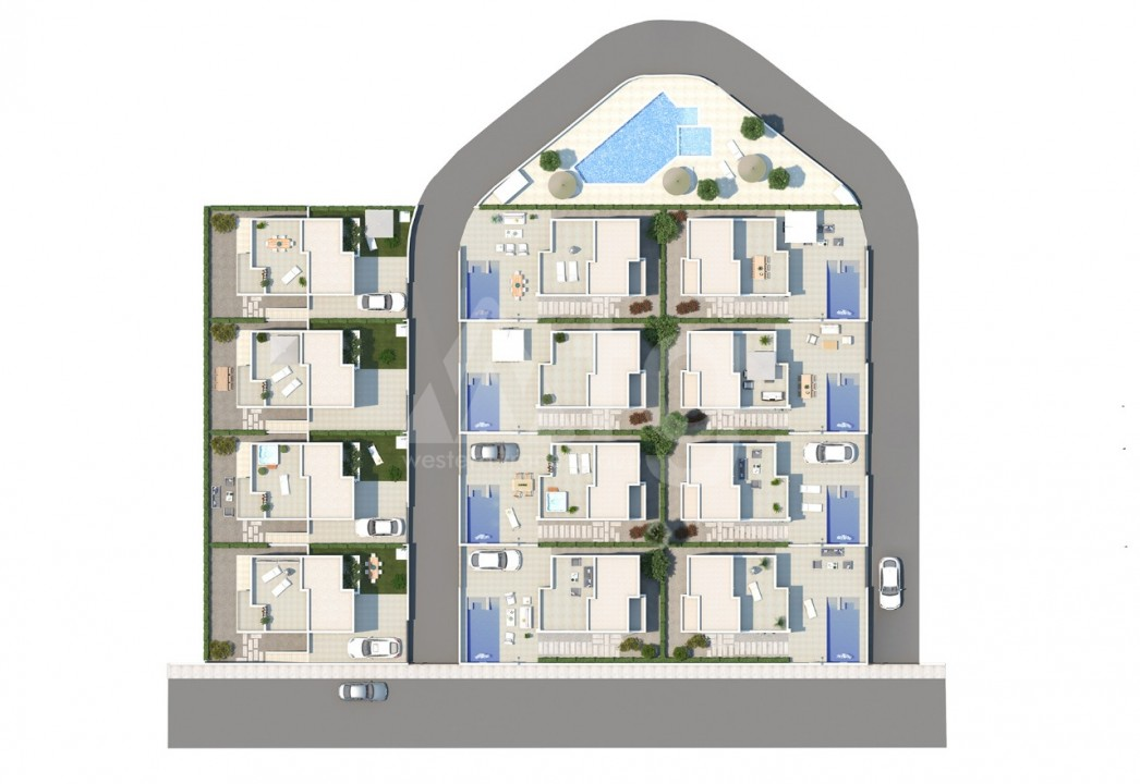 2 bedroom Apartment in Torrevieja - AG2820 - 2