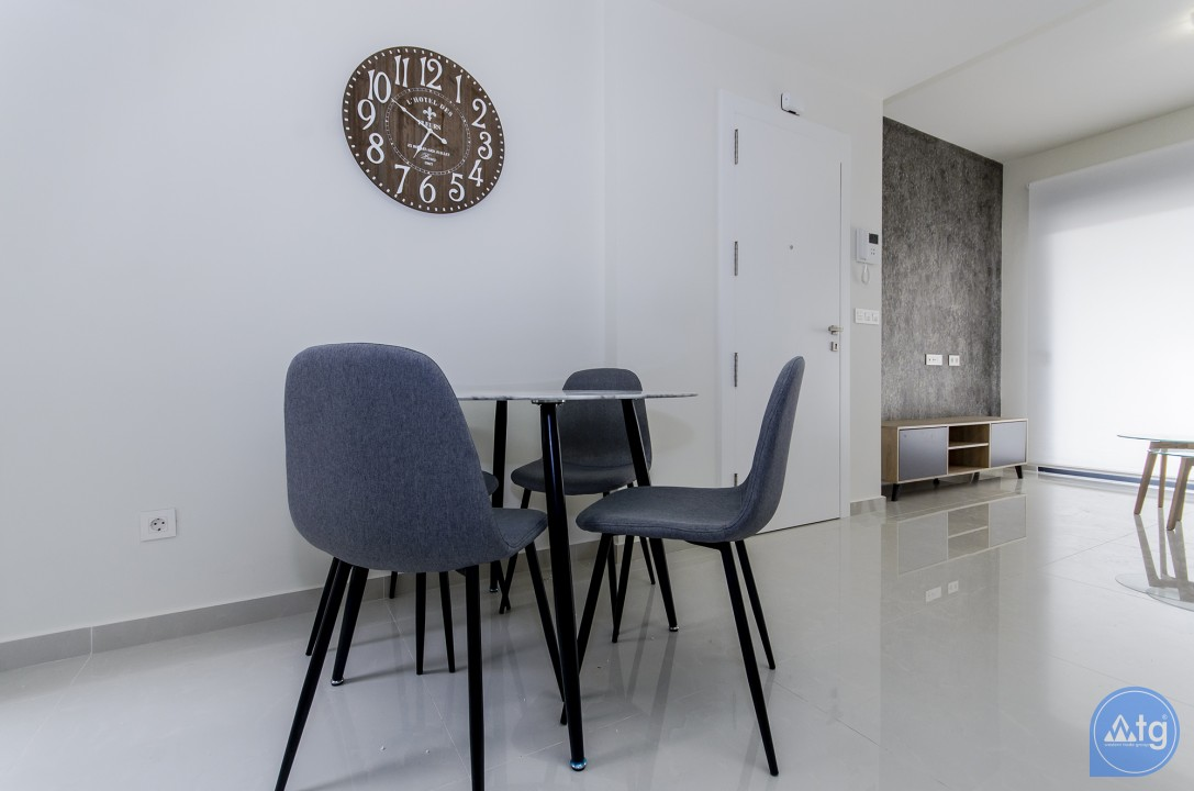4 bedroom Apartment in Torrevieja  - AG4207 - 10