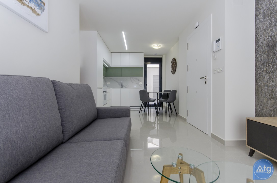 4 bedroom Apartment in Torrevieja  - AG4207 - 11