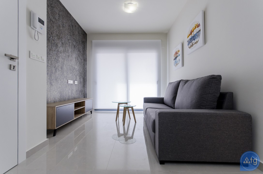 4 bedroom Apartment in Torrevieja  - AG4207 - 4