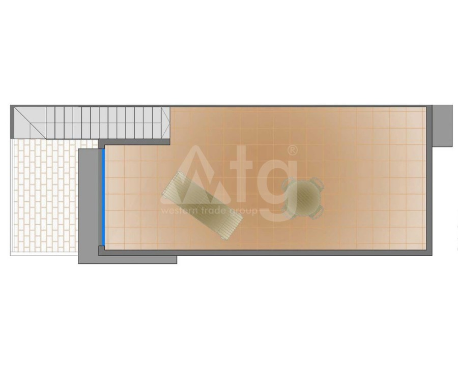 3 bedroom Apartment in Torrevieja - IR8063 - 8