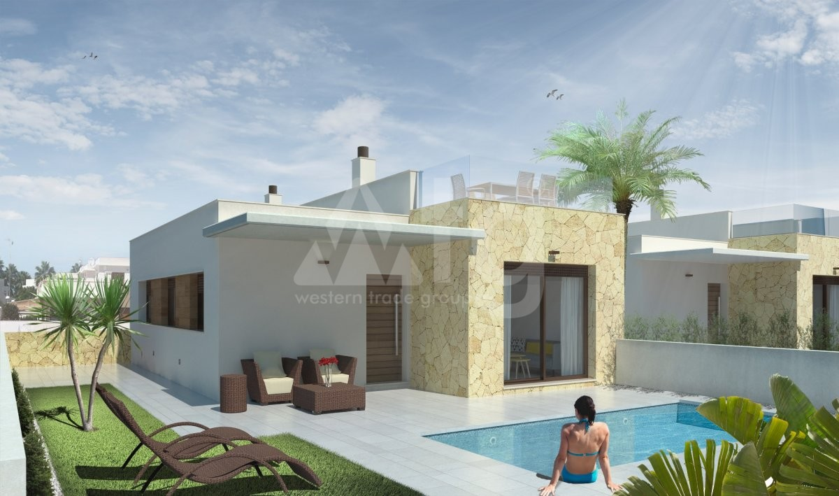 3 bedroom Apartment in Torrevieja  - W8709 - 2