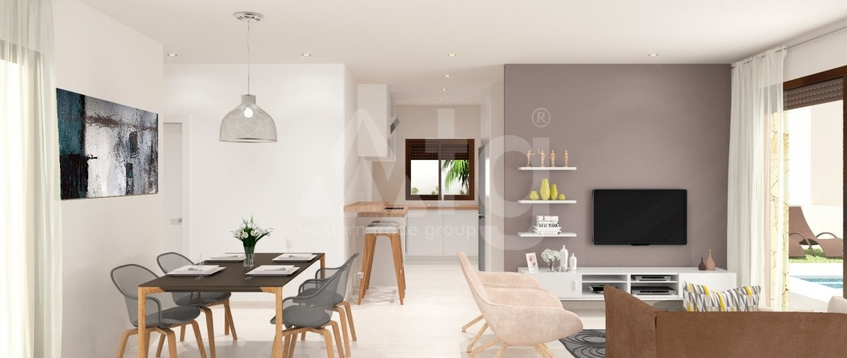 3 bedroom Apartment in Torrevieja  - W8709 - 7