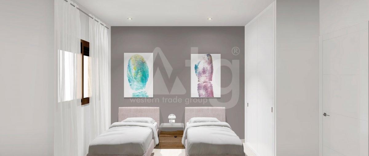 3 bedroom Apartment in Torrevieja  - W8709 - 8