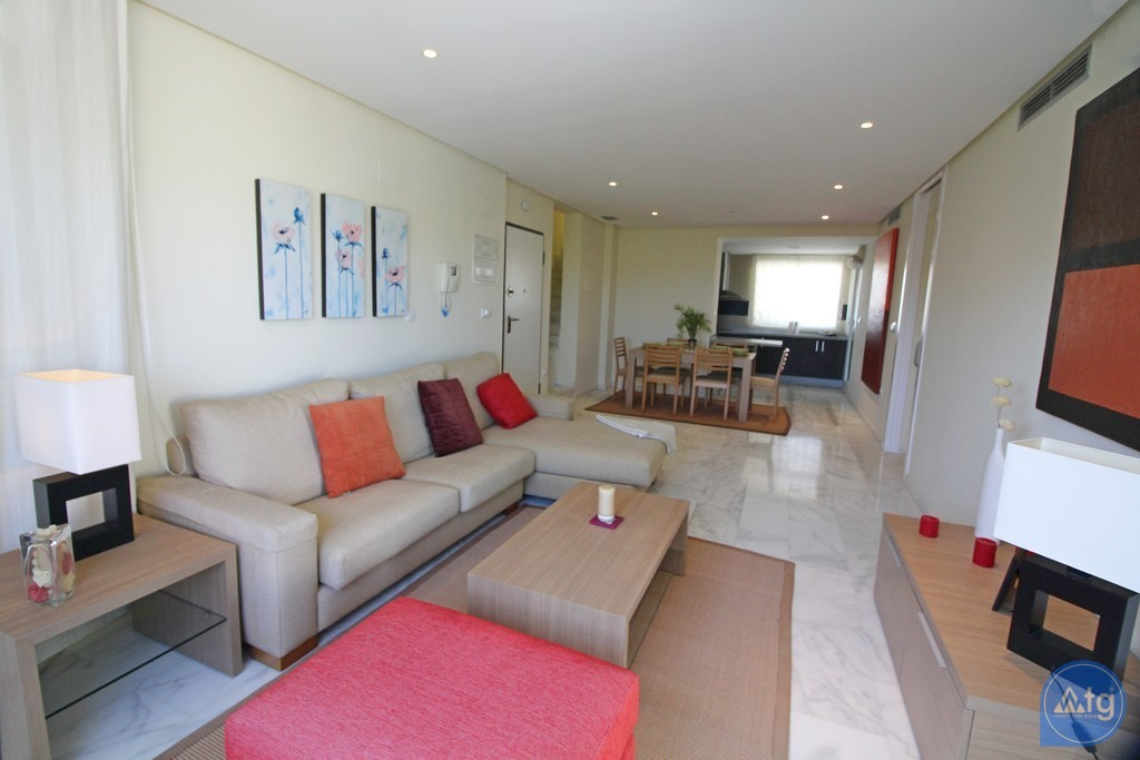 2 bedroom Apartment in Torrevieja  - W5309 - 16