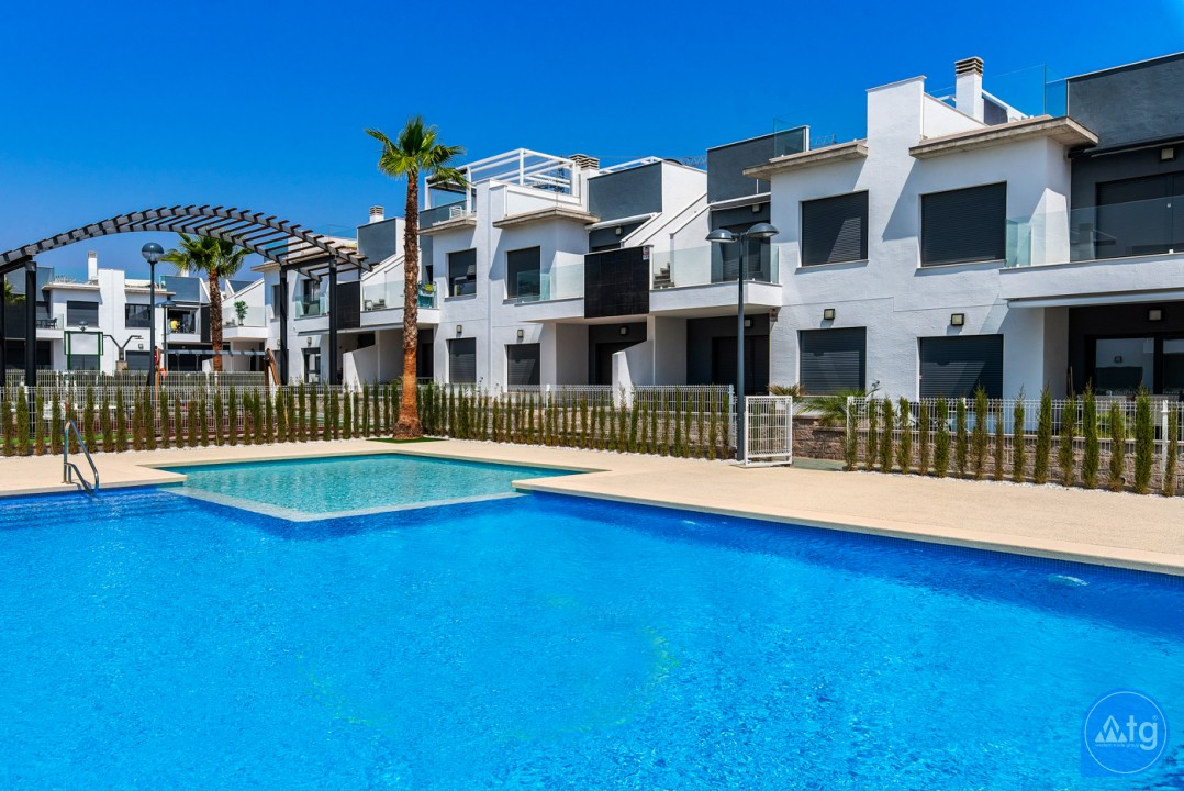 2 bedroom Apartment in Torrevieja - AG5872 - 1