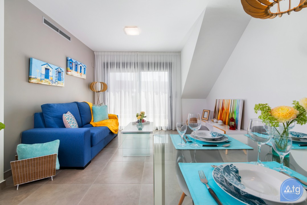2 bedroom Apartment in Torrevieja - AG5872 - 12