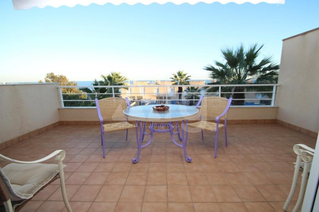 3 bedroom Apartment in Torrevieja  - W8703 - 3