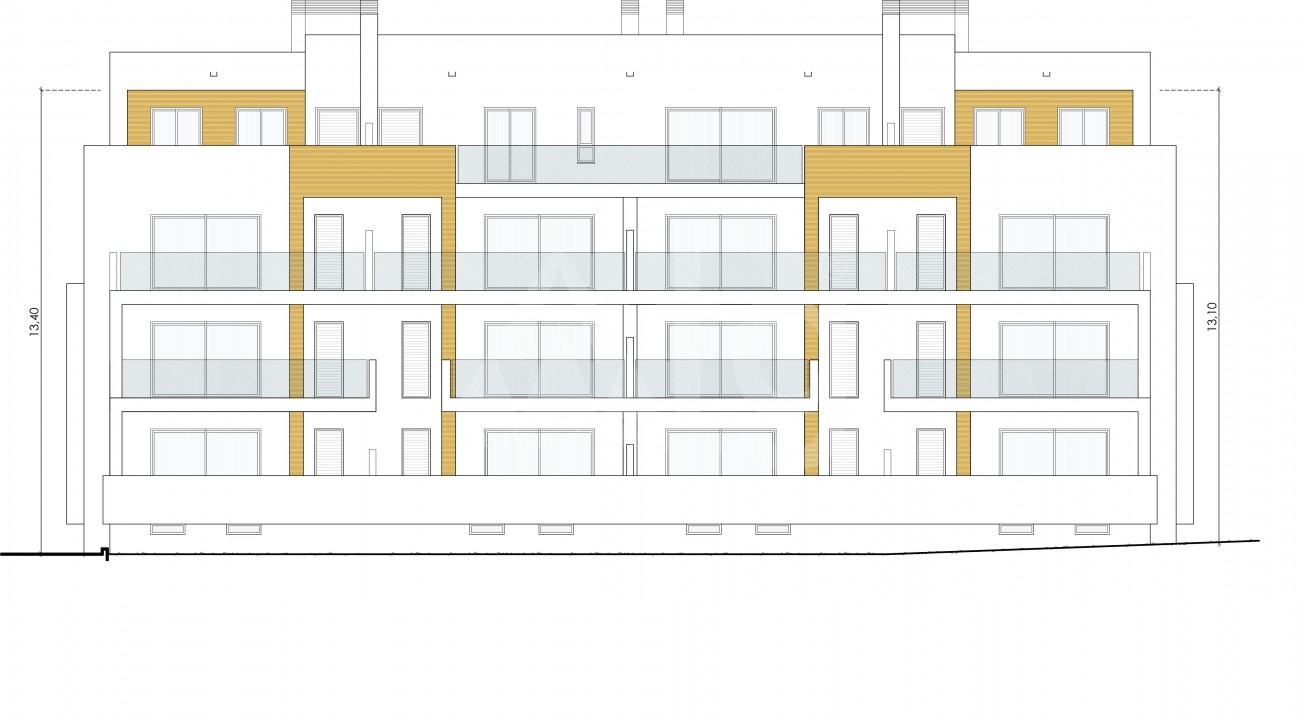 2 bedroom Apartment in Villamartin  - TRI114874 - 31