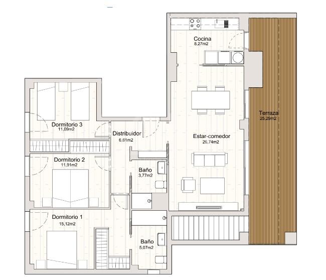 3 bedroom Apartment in Alicante  - QUA1116924 - 44