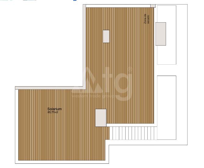 3 bedroom Apartment in Alicante  - QUA1116924 - 45