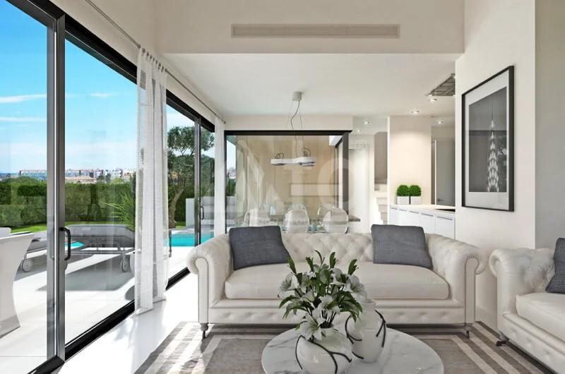 2 bedroom Apartment in Playa Flamenca  - TM117546 - 2
