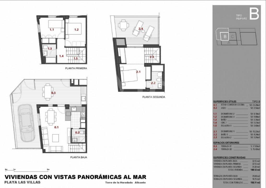 3 bedroom Apartment in Punta Prima  - GD113879 - 29